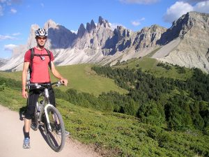 vélo montagne vtt
