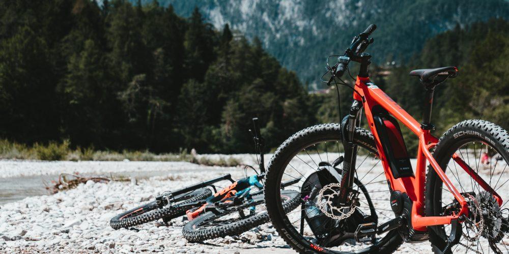 S'essayer au vélo de montagne