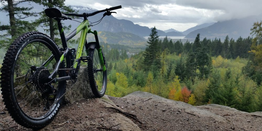 À la découverte des vélos de montagne